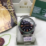 Rolex Oyster Perpetual Milgauss - Black Edition