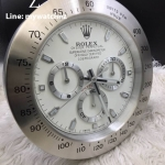 Rolex Daytona Cosmograph White Dial Stainless - Wall Clock