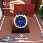 Piaget Polo Automatic Blue Dial leather 42mm