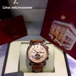 Patek Philippe Perpetual Calendar-Tourbillon Rose Gold