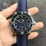 BLANCPAIN Fifty Fathoms Blue Dial Stainless Steel Automatic