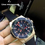 HUBLOT F1 King Power Chronograph,Black-Red(48 mm)Pink Gold