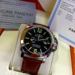 Luminor Marina Automatic PAM 164 Brown Strap