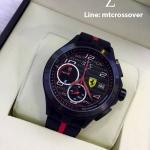 Ferrari Series: Ferrari Scuderia Lap Time -Black