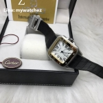 Cartier Sanos 100 W20072X7 Two-Tone
