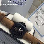 Luminor Panerai 1950 3 Days GMT Ceramica (PAM441) Coat-PVD 44 MM