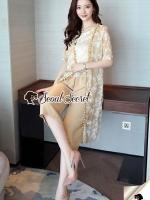 Seoul Secret Say's... Flarohbrica Blossom Creamy Chic Set
