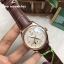 Rolex Cellini Dual Time Ref:50525 - Silver Dial Rose Gold thumbnail 1