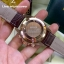 Rolex Cosmograph Daytona - Brown Dial Brown Bezel and Leather Strap thumbnail 3