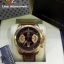 TAG HEUER Grand Carrera 17RS Caliper Chrono - Pink Gold and Brown Leather Strap thumbnail 1