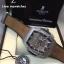 Hublot Mp-06 Aryton Senna Champion 88 - ฺTitanium/Italian Brown Leather thumbnail 1