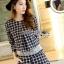 Lady Ribbon Korea Dress Set thumbnail 6
