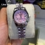 Rolex Datejust Lady Light Purple Stainless with Diamond thumbnail 2