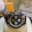 Breitling 1884 Chronomat Black Dial and Leather Strap Ref # AB0110 thumbnail 2