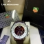 TAG HEUER Carrera Mikrograph 100 Chrono,- White Dial and Brown Starp thumbnail 2