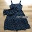 Lady Ribbon Dress Layered Cotton thumbnail 6