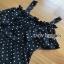 Lady Ribbon Dress Layered Cotton thumbnail 5