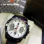 TAG HEUER Grand Carrera 17RS Caliper Chrono - White Dial and Black Case thumbnail 2