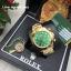 Rolex Daytona Cosmograph 2016 Ref#116508 - Green Dial Yellow Gold thumbnail 1