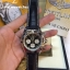 Breitling 1884 Chronomat Black Dial and Leather Strap Ref # AB0110 thumbnail 3