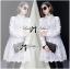 Lady Ribbon Korea Shirt Dress เชิ้ตเดรส thumbnail 2