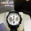 TAG HEUER Grand Carrera 17RS Caliper Chrono - White Dial and Black Case thumbnail 1