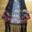 Lady Ribbon's Made &#x1F380 Lady Ria Hippy Floral Printed Fringe Outerwear thumbnail 12