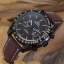 "Omega Speedmaster "" Dark Side of the Moon"" - Vintage Brown thumbnail 3"