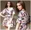 Lady Ribbon Korea Lady Ribbon's Made &#x1F380 Lady Abigail Feminine Spring Floral Printed Dress Korea thumbnail 1