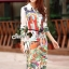 Closet Lady Seoul Secret Say's... Antiquaty Color Shirt Dress Ribbon thumbnail 3