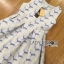 Lady Ribbon Dress LR09300516 &#x1F380 Lady Ribbon's Made &#x1F380 Lady Vanessa Pretty Sweet Reindeer Embroidered Pleated Dress เดรส thumbnail 5
