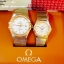Omega Constellation Co-Axial for Ladies Diamond Dial and Gold case thumbnail 1