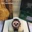 Rolex Daytona Cosmograph Pink Gold Black Leather Strap 40MM thumbnail 1
