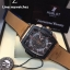 Hublot Mp-06 Aryton Senna Champion 88 - ฺBlack Bezel Italian Brown Strap thumbnail 1