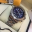 Breitling Super Avenger I Watch A13370 - Stainless Blue Dial thumbnail 2