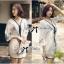 Lady Ribbon Korea Dressเชิ้ต LR19270616  thumbnail 1