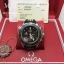 Omega Seamaster Diver 300 Co-Axial Chronograph 44MM - Yellow Bezel Rubber Strap thumbnail 3