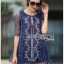 Lady Ribbon Korea Dress &#x1F380 Lady Ribbon's Made &#x1F380 Lady Margherita Mixed Tribal Embroidered Cotton Mini Dress มินิเดรส thumbnail 2