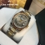 Rolex Datejust II Grey Roman Dial Yellow Gold Bezel Two Tone Oyster Bracelet Mens Watch 116333GYRO thumbnail 3