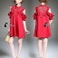 Brand Cliona Made' Red Carpet Luxury Shirt Dress - thumbnail 1