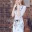 Lady Ribbon's Made &#x1F380 Lady Abigail Sweet Vintage Embellished Lace Dress thumbnail 4