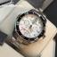 Tag Heuer Aquaracer 300M Chronograph Calibre 45 - White Dial thumbnail 2