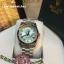 Rolex Day Date II - Blue Platinum Ref# 218206-83216 thumbnail 2