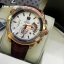 TAG HEUER Grand Carrera 36RS Caliper Chronograph Rose-Gold & White Dial thumbnail 2