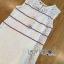Lady Ribbon Korea เสื้อผ้าเกาหลี ของแท้พร้อมส่ง Lady Ribbon Dress LR08250716 &#x1F380 Lady Ribbon's Made &#x1F380 Lady Kate Sporty Sweet White Lace Dress เดรสผ้าลูกไม้ thumbnail 5