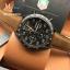TAG Heuer Carrera Calibre 16 Day-Date Chronograph Black Titanium - Automatic thumbnail 1
