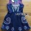Lady Ribbon Closet LR08260516 &#x1F380 Lady Ribbon's Made &#x1F380 Lady Closet Lily Sweet Casual Flower Embroidered Denim Dress thumbnail 7