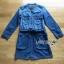 Lady Sarah Street Chic Denim Shirt Dress thumbnail 7