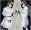 Lady Ribbon Korea Shirt Dress เชิ้ตเดรส thumbnail 3