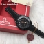 Omega Seamaster Planet Ocean 600M GMT Deep Black Collection/All Black Edition thumbnail 1